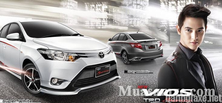 Toyota Vios 2016 giá bao nhiêu? đánh giá xe và khả năng vận hành 3