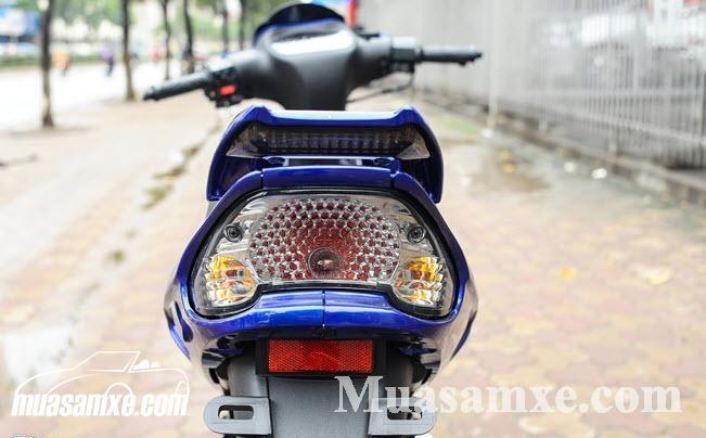 Yamaha Z125 2016 giá bao nhiêu? Đánh giá thiết kế và khả năng vận hành 8
