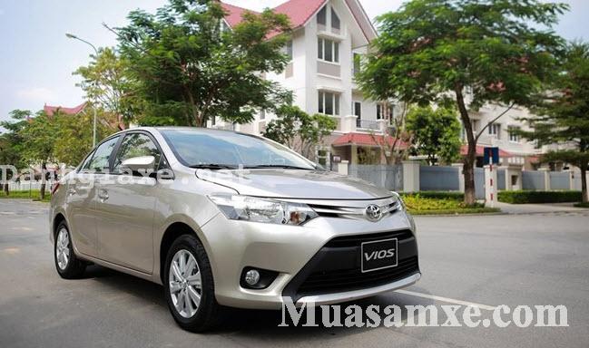 Toyota Vios và Toyota Fortuner góp công lớn trong doanh số tháng 11/2016