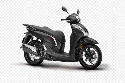 Honda SH300i đen nhám chính thức ra mắt với giá 249 triệu