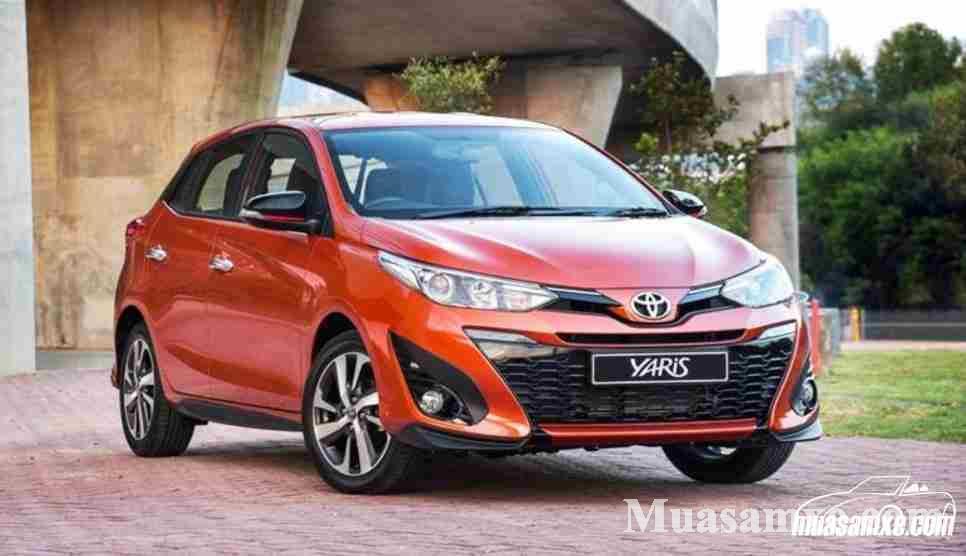 Toyota Yaris, Toyota Yaris 2018, Toyota Yaris 2019, giá xe Toyota, giá xe Yaris