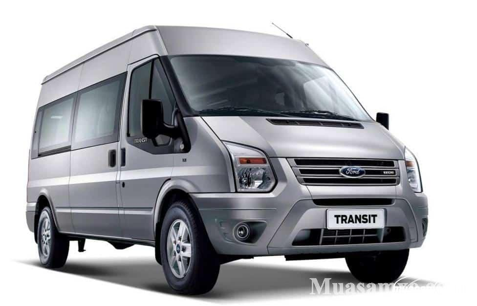 Ford transit cao cấp - 21