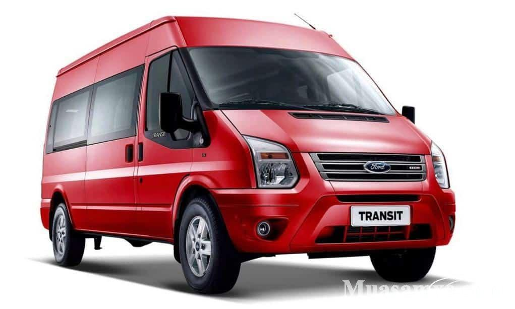 Ford transit cao cấp - 22