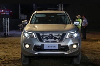 Đánh giá xe Nissan Terra 2019 phiên bản mới tại Việt Nam