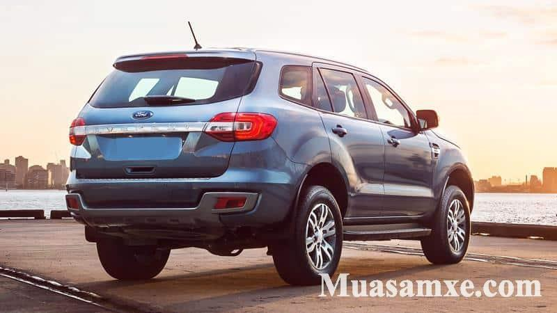 Ford Everest Ambiente, Ford Everest 2019, Ford Everest, Ford Everest 2019, xe 7 chỗ, SUV, Giá xe Ford, bán xe Everest