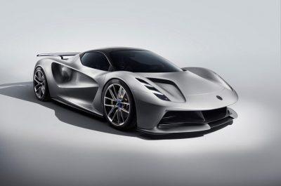8 điều cần biết về siêu xe điện Lotus Evija